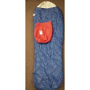 Vintage North Face Mummy Sleeping Bag